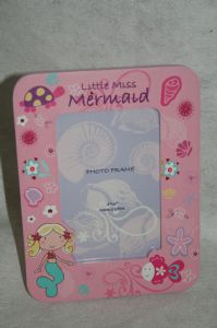 Little Miss Mermaid Picture/photo Frame